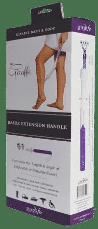 giraffe razor extension handle